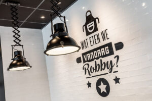 Robby Snacks Raalte - interieurbouw