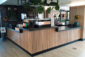 Koffiecounter Thereca