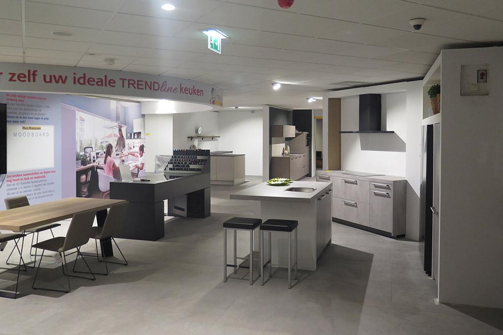 Roescher-keukenafdeling